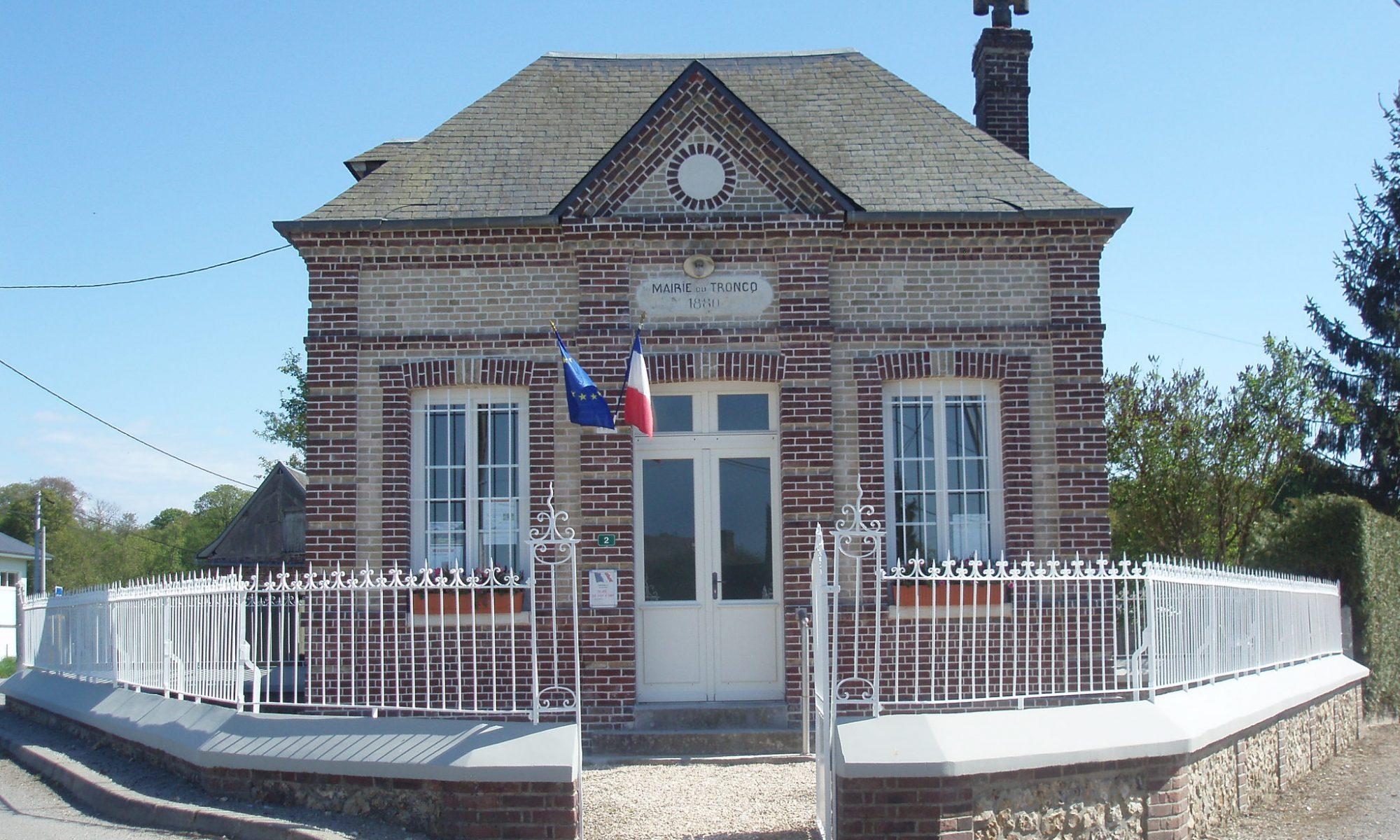 Mairie  Le Troncq